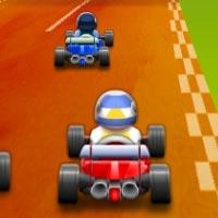 Super Sprint Karts